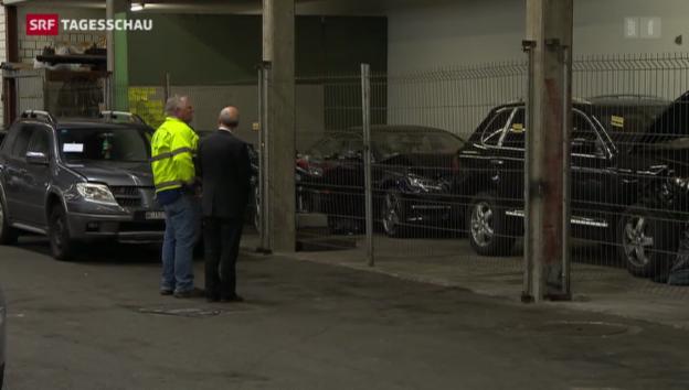 Video «Die Zahl der Autoentzüge steigt» abspielen