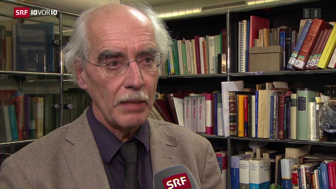 Einschätzungen von Syrien-Experte Reinhard Schulze