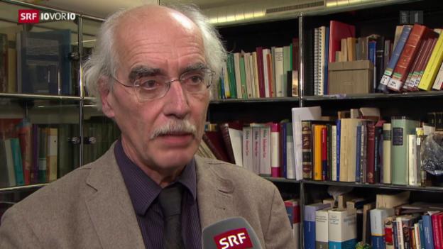 Video «Einschätzungen von Syrien-Experte Reinhard Schulze» abspielen