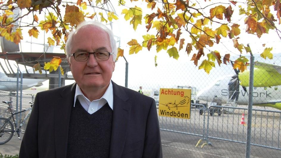 Gespräch mit Markus Seiler (21.11.2014)