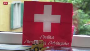 Video «Schweizer haben Vorrang» abspielen