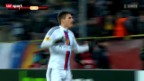 Video «Europa League: Dnjepropetrowsk - Basel («sportaktuell»)» abspielen