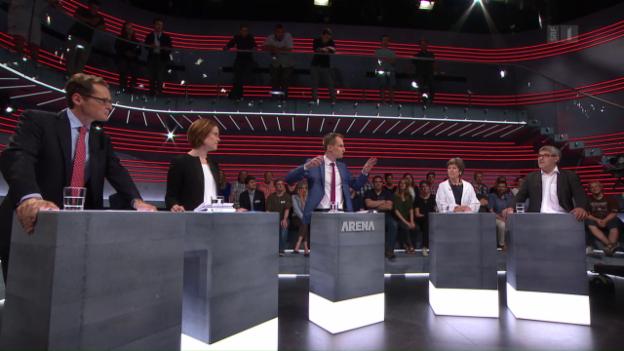 Video «Schweiz und EU nach dem Brexit» abspielen