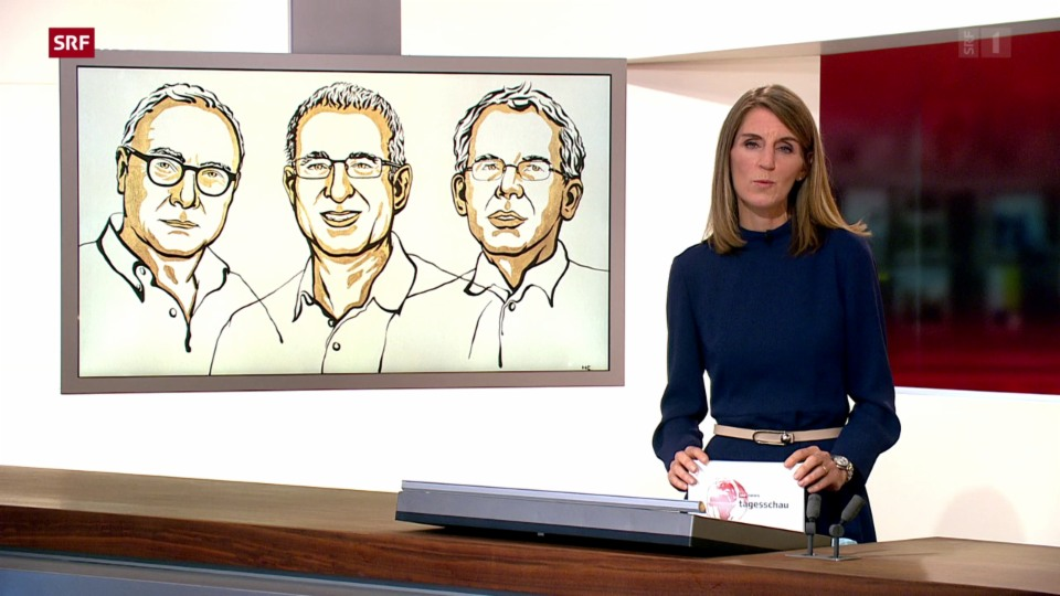 Der Wirtschaftsnobelpreis geht an David Card, Joshua Angrist und Guido Imbens