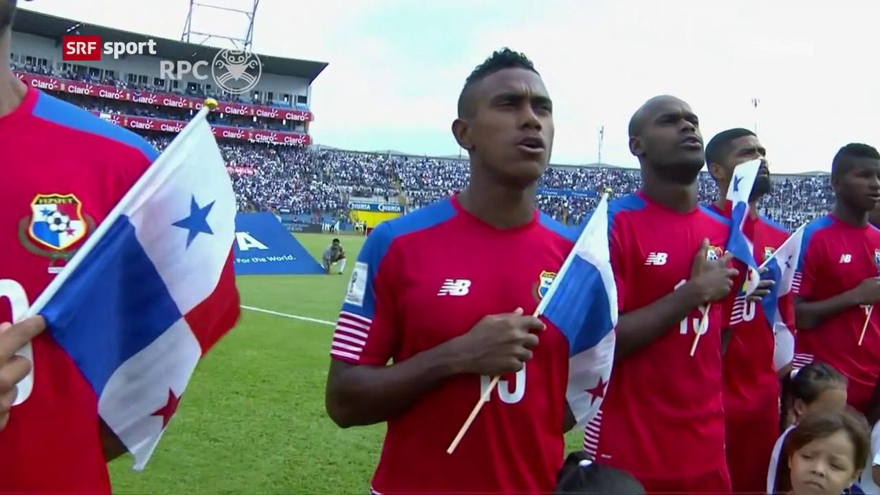 Panama mit WM-Premiere