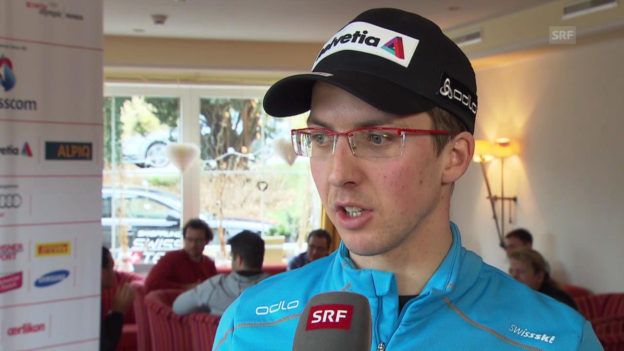 Simon Ammann über den Tournee-Sieg
