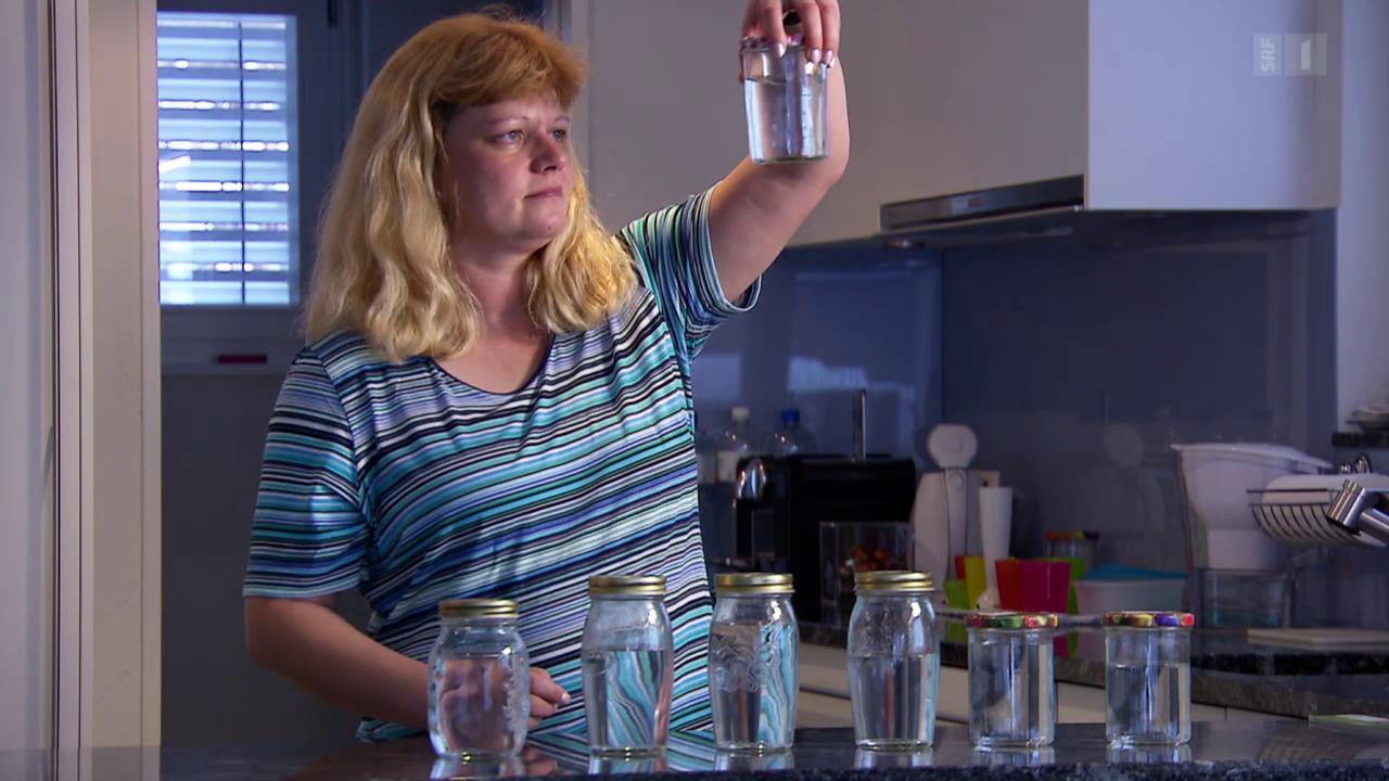 Schmutz im Leitungswasser: Hausbewohner im Stich gelassen