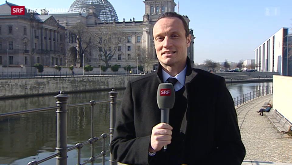 SRF-Korrespondent Adrian Arnold über das Ja in Berlin