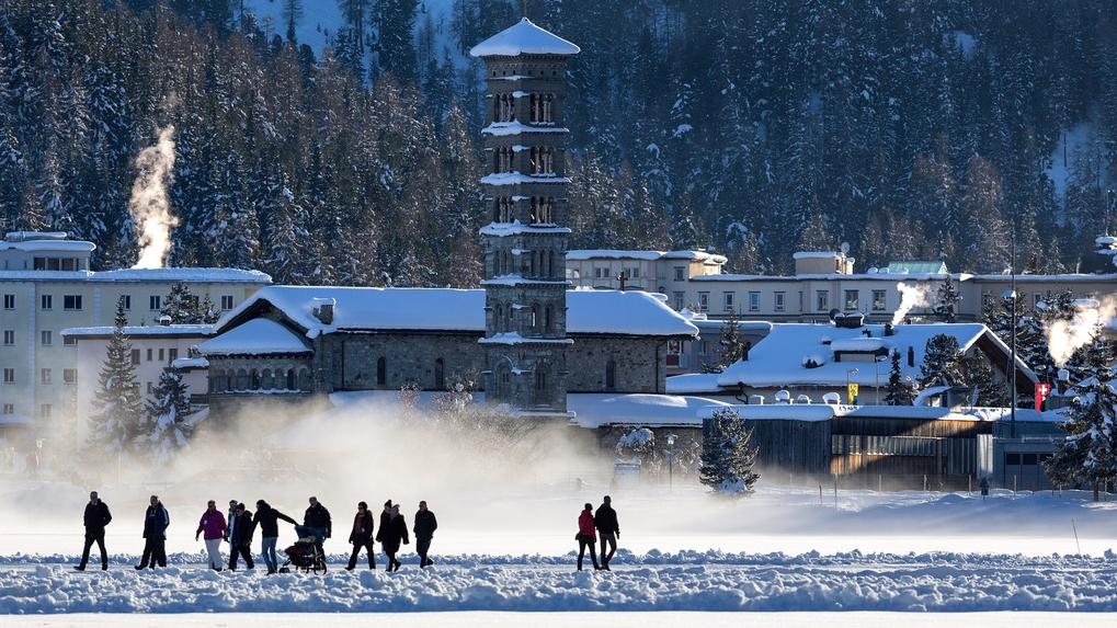 St. Moritz, wohin soll die Reise gehen?