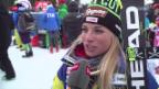 Video «Das sagt Lara Gut zu ihrem 4. Platz in Lake Louise» abspielen