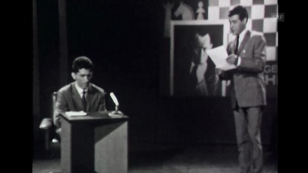 Video «Ausschnitt aus «Dopplet oder nüt» (2.6.1966)» abspielen