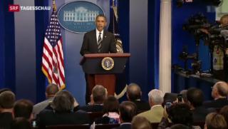 Video «Syrische Opposition appelliert an die USA » abspielen