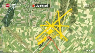 """Projekt """"Schweizerischer Zentralflughafen Utzenstorf"""""""
