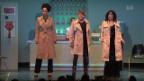 Video «Premiere für Diven-Trio» abspielen