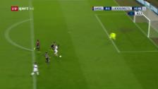 Video «Basel wird von Ludogorets eiskalt erwischt» abspielen