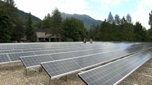 Video «Goms wird zur energieunabhängigen Talschaft» abspielen