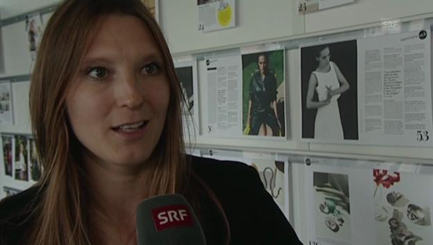 Video «Das sagt die Style-Expertin Sabina Hanselmann-Diethelm zu Letizias Outfits» abspielen
