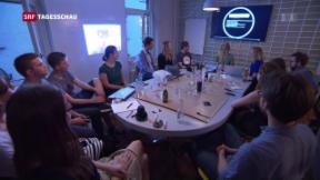 Video «GLP kämpft gegen Politikverdrossenheit » abspielen