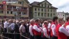 Video «Landsgemeinde wählt Landeshauptmann» abspielen
