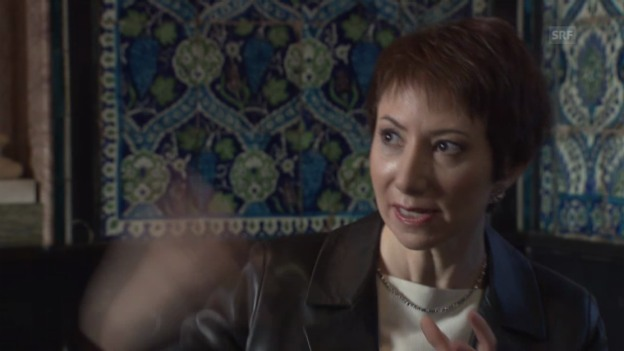 Video «Shereen El Feki über die Demokratisierung der Beziehungen» abspielen