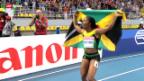 Video «Leichtathletik: 200 m Frauen» abspielen