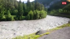 Laschar ir video «Il Rain anteriur - vista or dal tren»