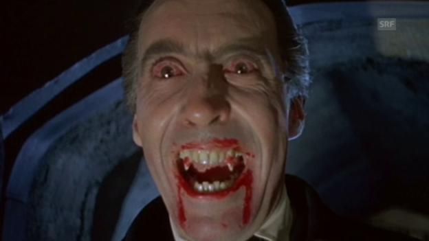 Video «Filmschatz: Terence Fishers Dracula» abspielen