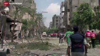 Video «Weitere Tote in Gaza-Stadt» abspielen