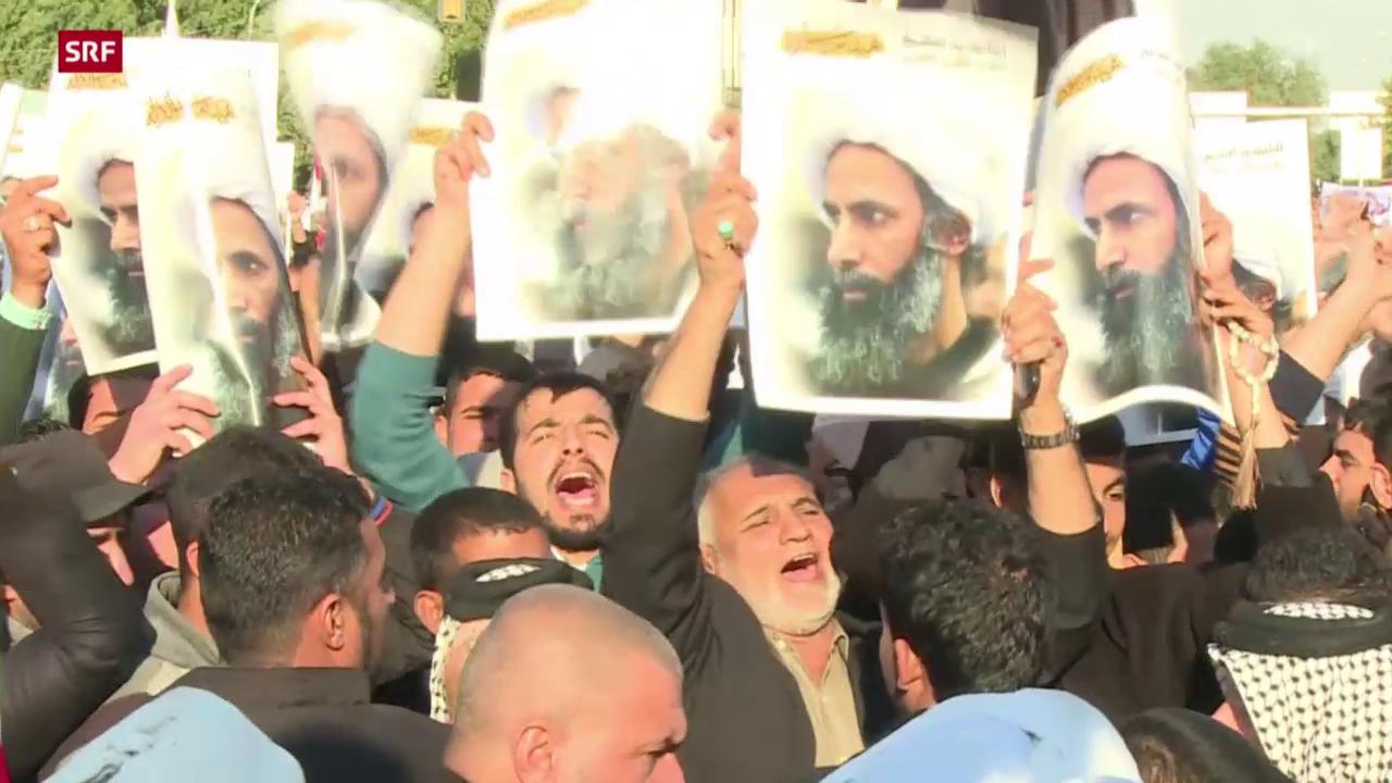 FOKUS: Saudi-Arabien kappt die Beziehungen zum Iran