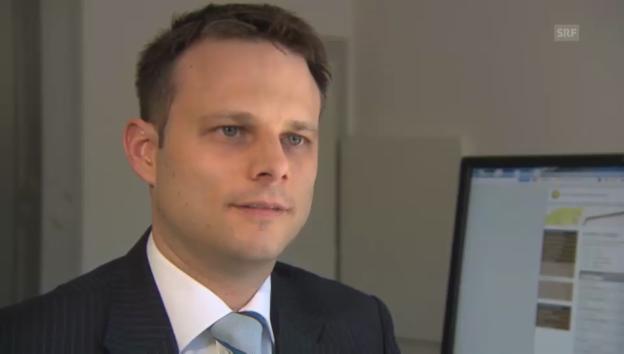 Video «Frage: Wie gross ist der Aufwand für einen Transfer zu einer andern Bank?» abspielen