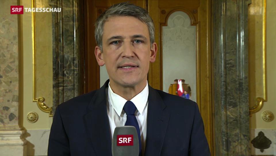 Einschätzungen von SRF-Korrespondent Christoph Nufer