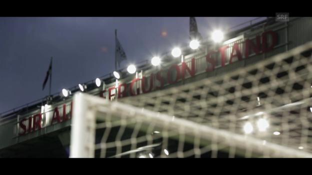 Video «Mourinho über die Faszination Old Trafford» abspielen