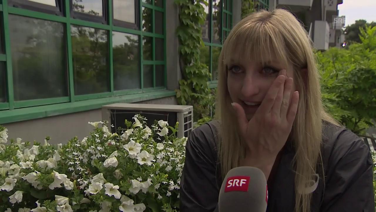 Bacsinszky: «Ich werde mich zurückkämpfen»