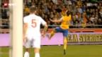Video «Ibrahimovic-Show gegen England» abspielen