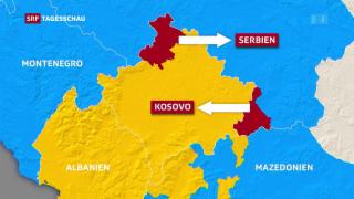 Video «Gebietsabtausch Kosovos» abspielen