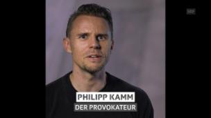 Video «Philipp Kamm, für «Hallo SRF!» bei Radio SRF 2 Kultur» abspielen