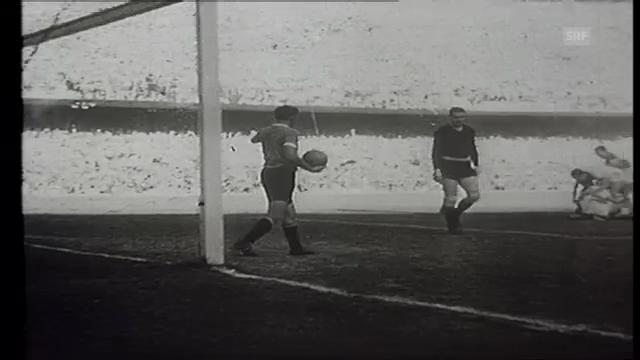 WM 1950: Die Tore von Brasilien-Uruguay