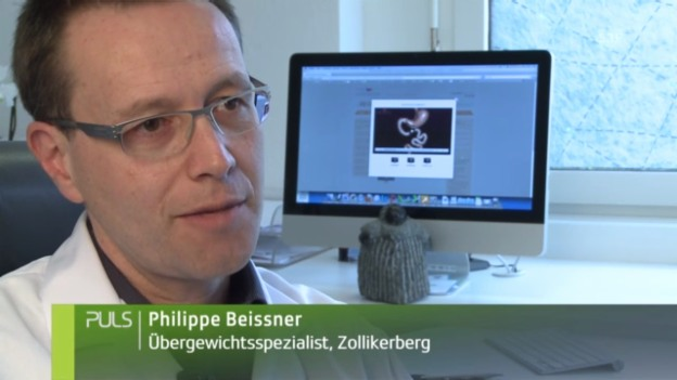 Video «Dr. Philippe Beissner: Wie entsteht Adipositas?» abspielen
