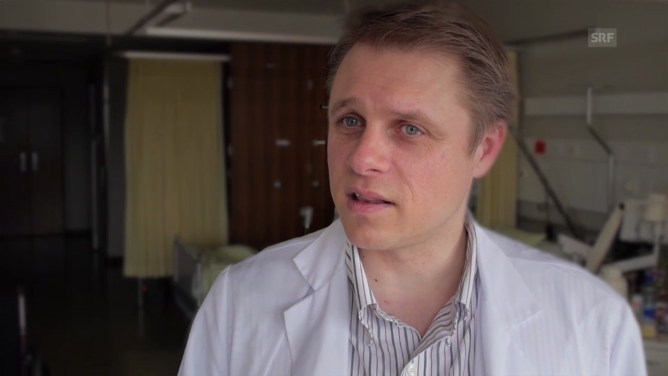 Operation gegen Parkinson-Symptome