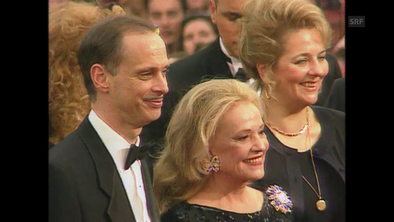 Moreau in der Cannes-Jury: So unterstützte sie die Frauen in der Filmbranche (Tagesschau, 4.11.2012)