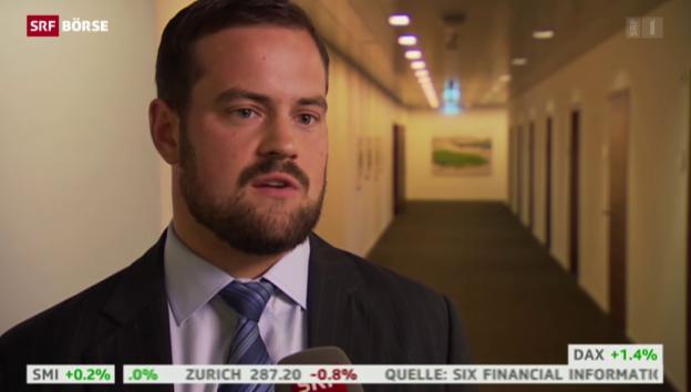 Video «SRF Börse vom 04.05.2015» abspielen