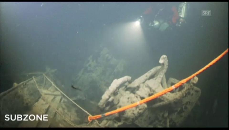 Nazi-U-Boot in estnischer See gefunden