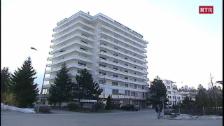 Laschar ir video «Svizra Rumantscha 25.02.2001 - architectura a Glion»