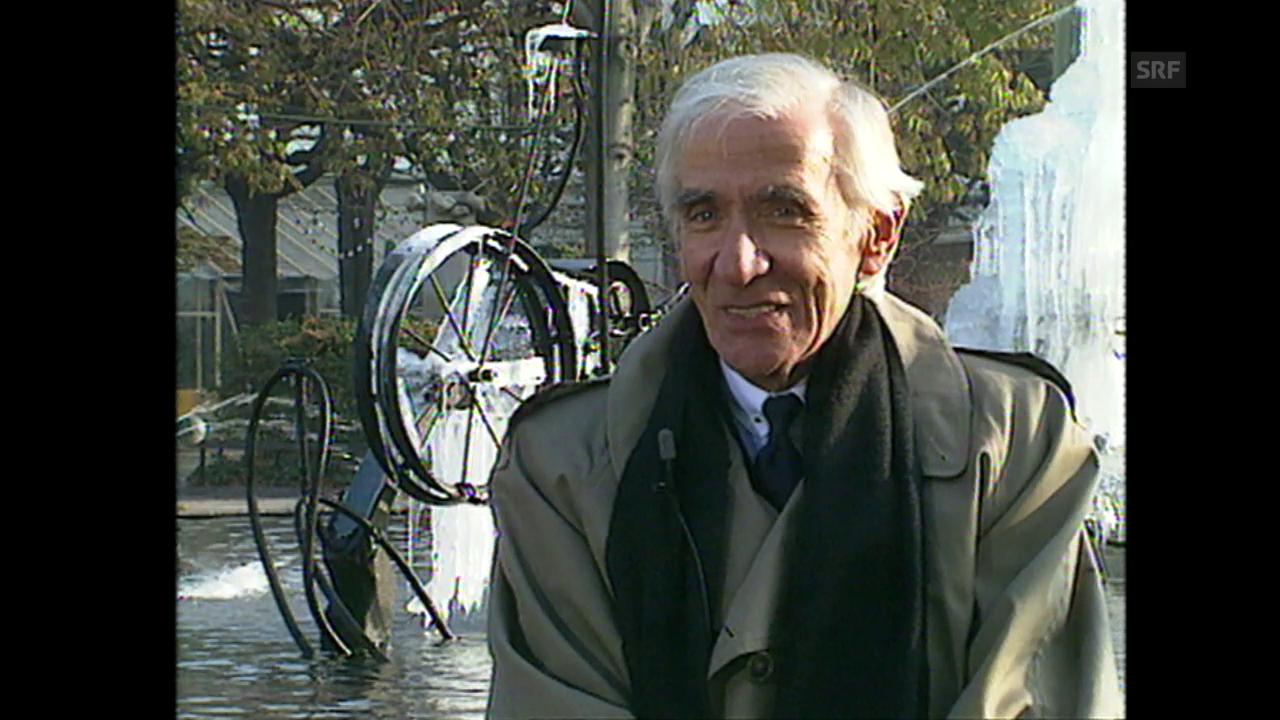 Immer wieder Basel: Lukas Ammann über seine Heimat