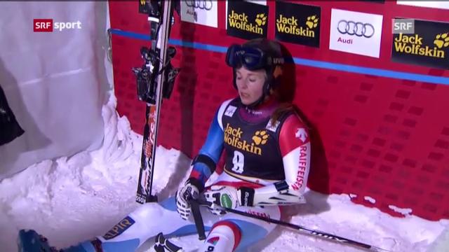 Ski alpin: Riesenslalom in Are (Beitrag «sportaktuell»)