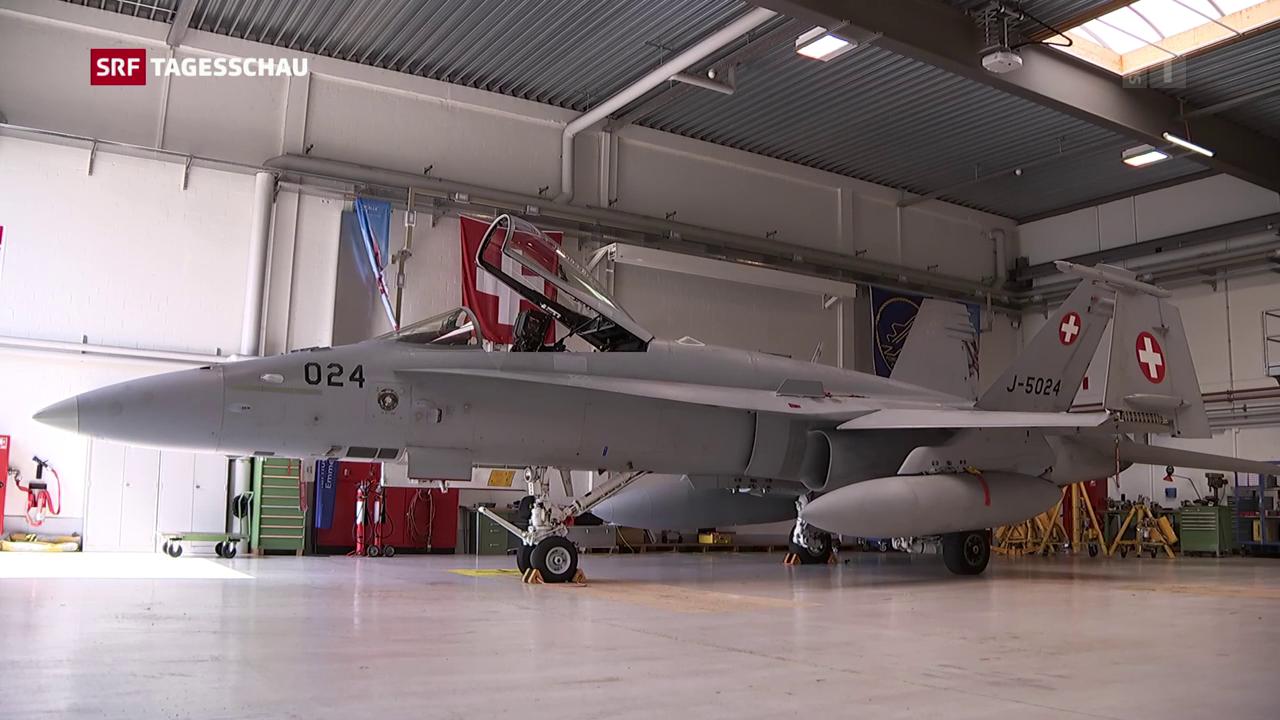 Kauf neuer Kampfjets könnte bis zu 14 Milliarden Franken kosten