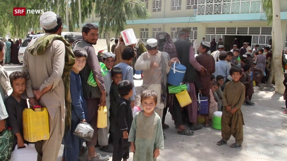 Kinderhilfswerk Unicef will in Afghanistan bleiben