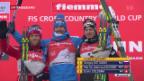 Video «Tour de Ski beendet» abspielen