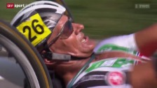 Video «Behindertensport: Paracycling-WM in Nottwil» abspielen