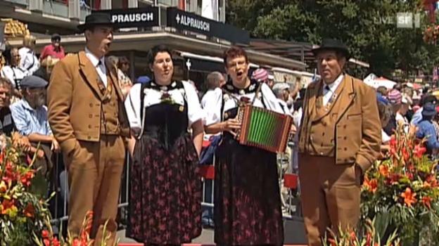 Video «28. Eidg. Jodlerfest Interlaken vom 19.06.2011» abspielen
